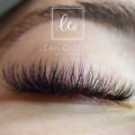 Lashes by Leah Cheung
