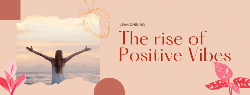 Positivity is on the rise in the World of Social Media!